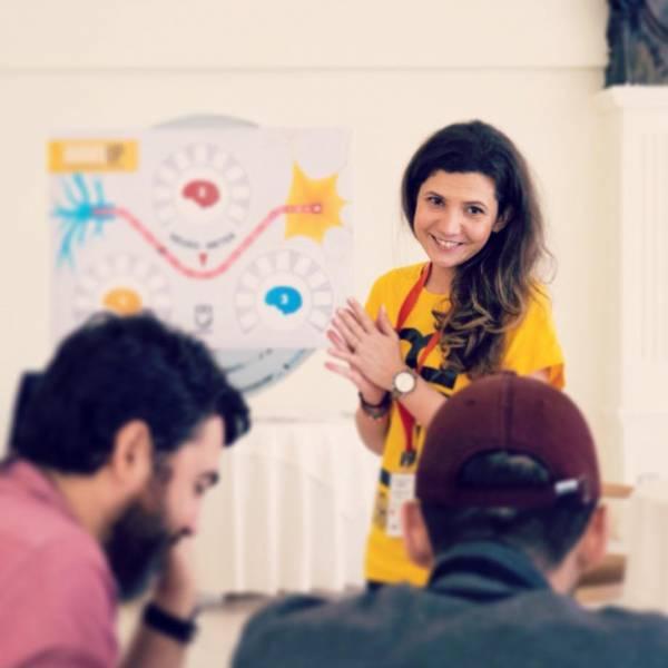 Anca Purdel - Business Development Manager