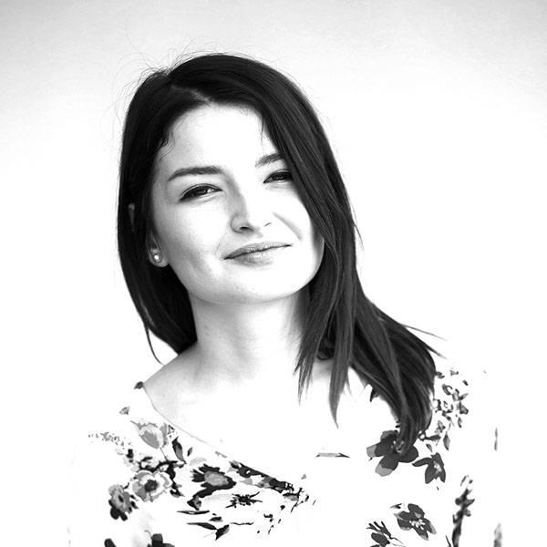 Bianca Pescaru - Visual and Events Lead
